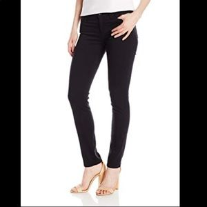 AG the Stilt Black Cigarette Jean